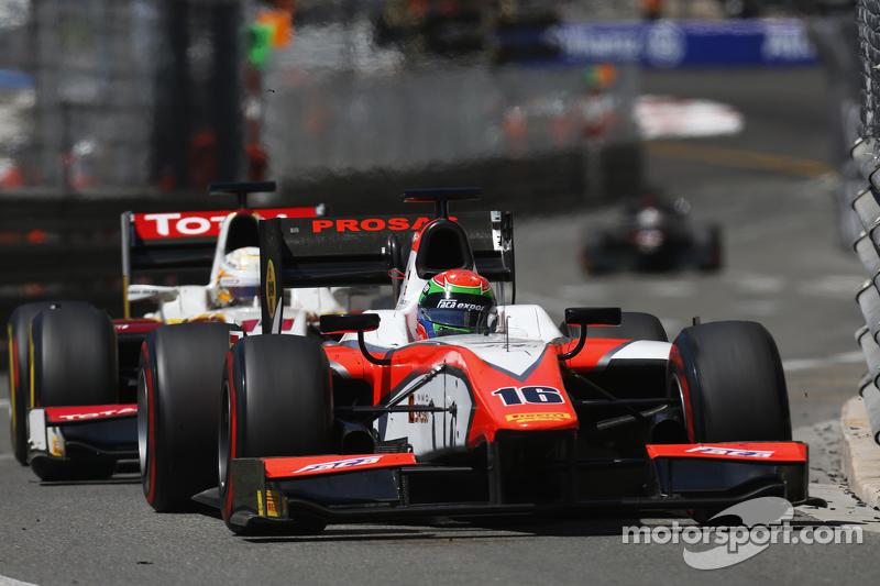 Sergio Canamasas, MP Motorsport, vor Arthur Pic, Campos Racing