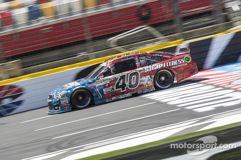 Landon Cassill, Hillman Racing, Chevrolet