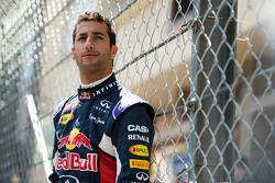 Даніель Ріккіардо, Red Bull Racing