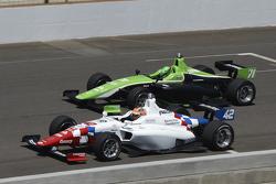 Ethan Ringel, Schmidt Peterson Motorsports and Jack Harvey, Schmidt Peterson Motorsports