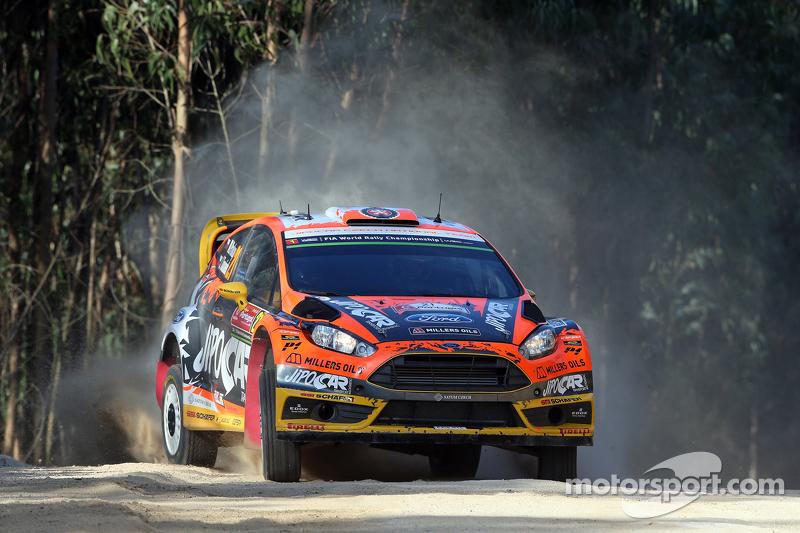 Martin PROKOP CZE- Jan TOMANEK CZE, Ford Fiesta RS WRC, JIPOCAR CZECH NATIONAL TEAM