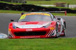 Jono Lester, Paul Kelly, Ferrari 458 GT3