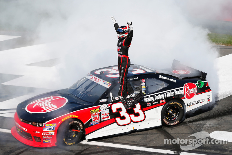 1. Austin Dillon, Richard Childress Racing, Chevrolet