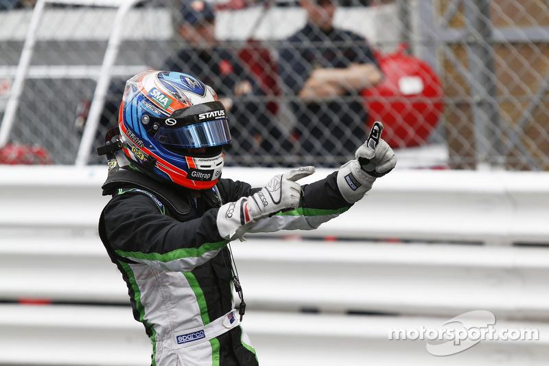 Il vincitore: Richie Stanaway, Status Grand Prix