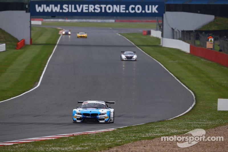 #30 Classic & Modern Racing BMW Z4: Jean-Luc Blanchemain, Pierre Hirschi, Thomas Nicolle