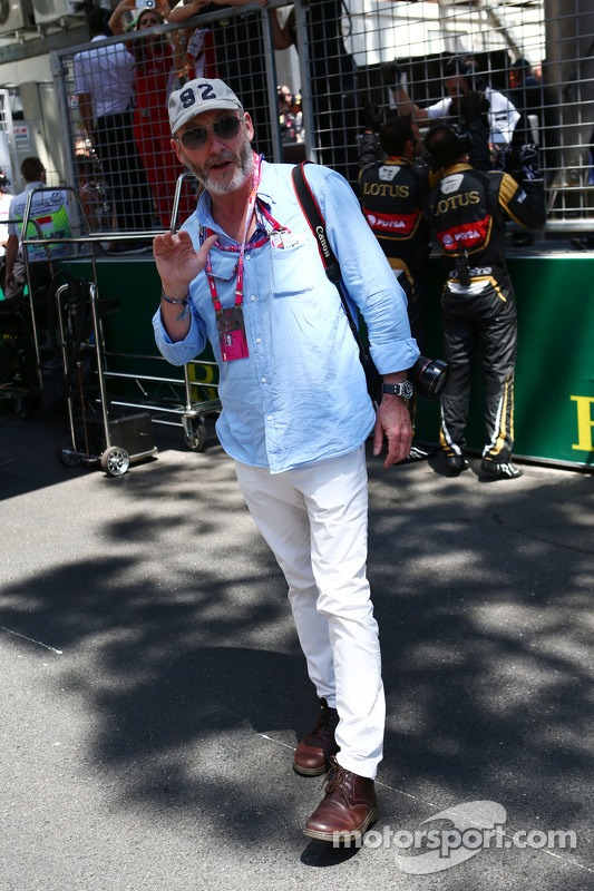 Liam Cunningham, Actor on the grid