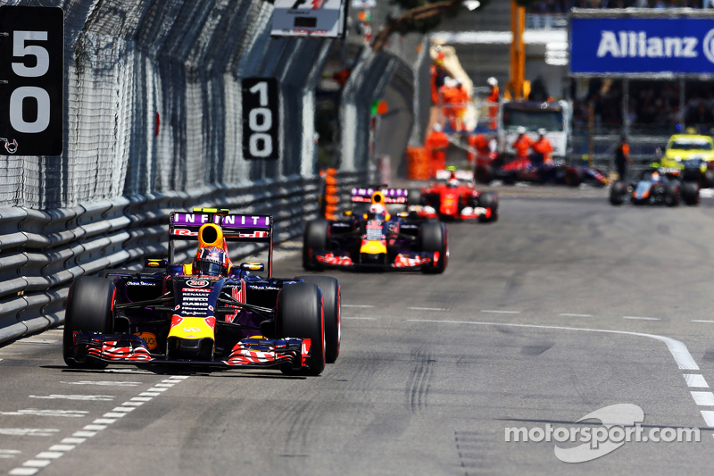 Гран При Монако, 24 мая 2015 года