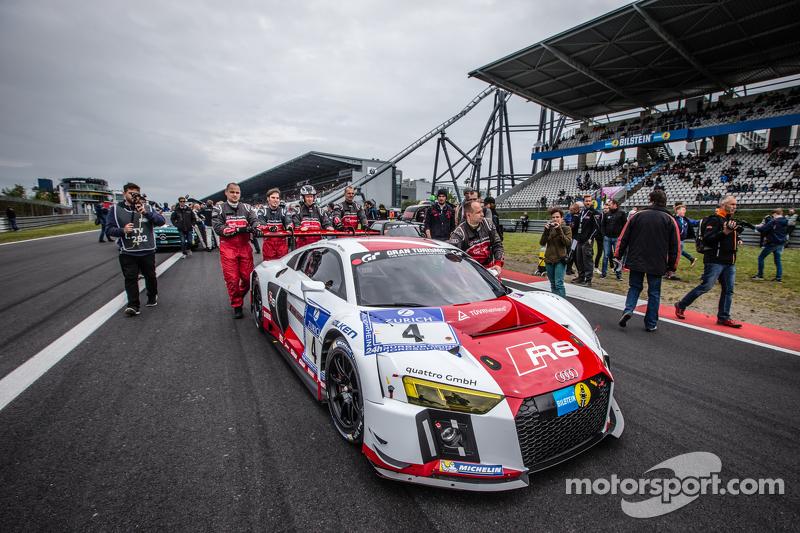 #4 Phoenix Racing Audi R8 LMS
