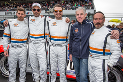 #70 Teichmann Racing, Porsche 997 GT3 Cup: Dominik Brinkmann, Alex Autumm, Marc Hennerici, Don Stephano