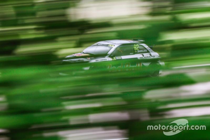 Anton Marklund, EKSRX Audi S1 quattro
