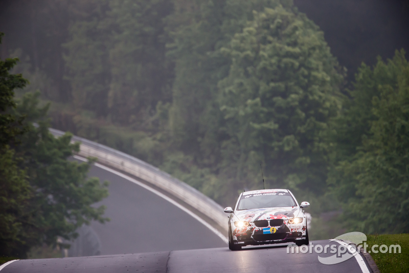 #176 Sorg Rennsport BMW 330i Coupé: Lars Jürgen Zander, René Steurer, Christian Titze, Peter Haener