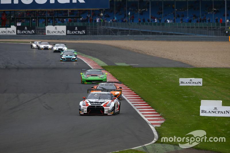 #23 Nissan GT Academy Team RJN, Nissan GT-R Nismo GT3: Katsumasa Chiyo, Wolfgang Reip, Alex Buncombe
