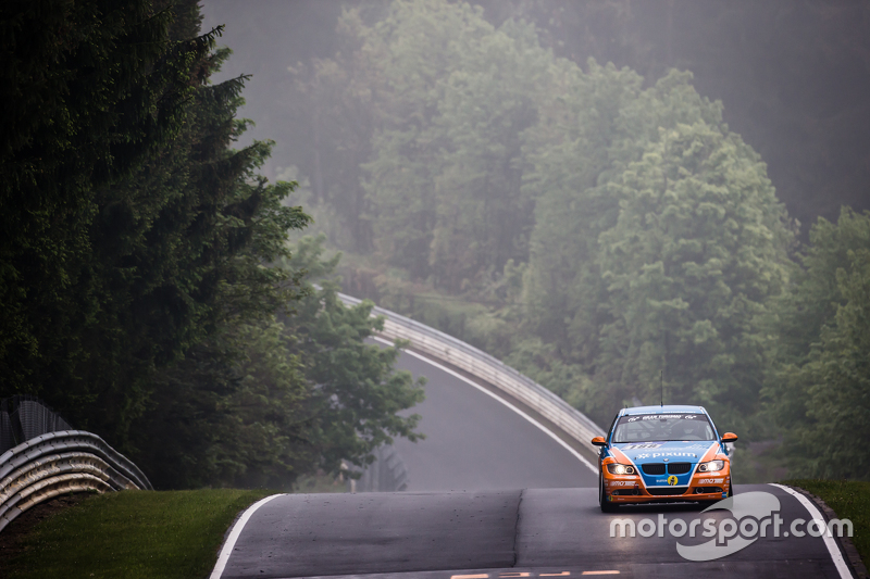 #188 Adrenalin Motorsport, BMW E90 325i: Jens Bombosch, Danny Brink, Ralph-Peter Rink, Stephan Reute
