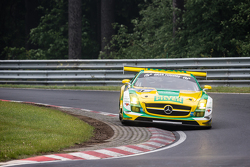 #31 Car Collection Motorsport Mercedes-Benz SLS AMG GT3: Peter Schmidt, Alexта er Mattschull, Pierre