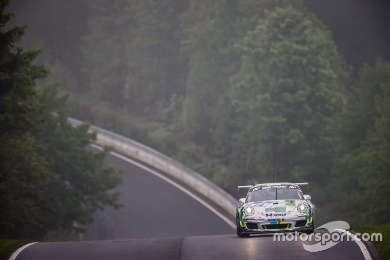 #74 отримуєpeed Performance Porsche 997 GT3 Cup: Ulrich Berg, Patrik Kaiser, Maxence Maurice, Каміло Ечеваррія
