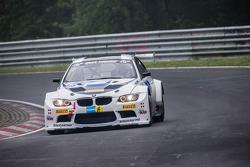 #45 TeamCoach-Racing BMW M3 E92 : Philipp Göschel, Dirk Heldmann, Rolf Scheibner, Frank Weishar