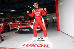 Хорді Жене, SEAT Leon, Craft Bamboo Racing LUKOIL