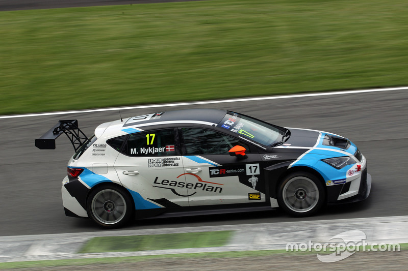 Michel Nykjaer, SEAT Leon, Target Competition