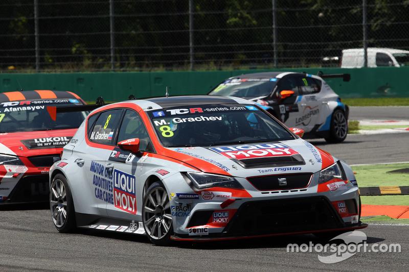 Mikhail Grachev, Audi TT, Liqui Moly Engstler Takımı