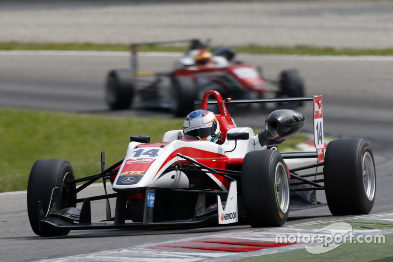 Меттью Рао, Fortec Motorsports, Dallara F312 Mercedes-Benz