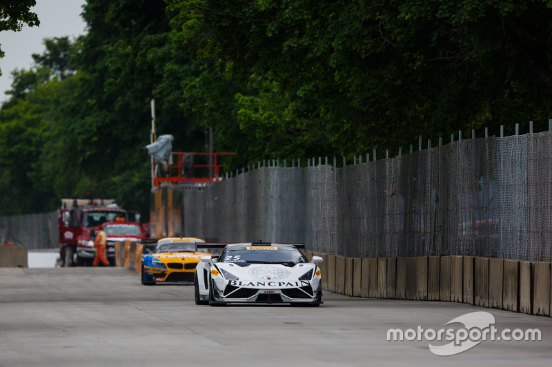 #25 Reiter Ingenieuring, Lamborghini Gallardo: Nicky Catsburg