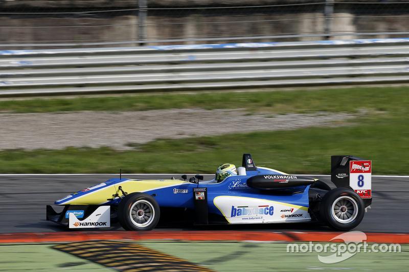 Alessio Lorandi, Van Amersfoort Racing, Dallara Volkswagen