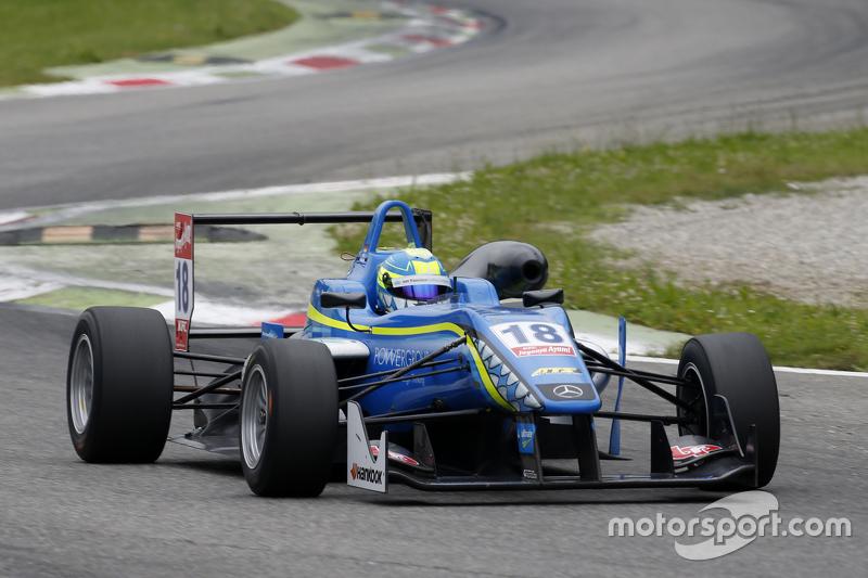 Ніколас Полер, Double R Racing Dallara Mercedes-Benz