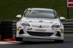 Fernveo Monje, Opel Astra OPC, Campos Racing