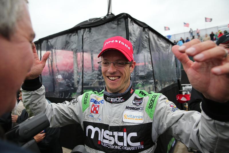 Race winner Sébastien Bourdais, KV Racing Technology