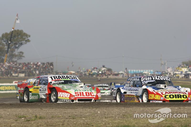Маріано Алтуна, Altuna Competicion Chevrolet та Лайонел Угальде, Ugalde Competicion Ford