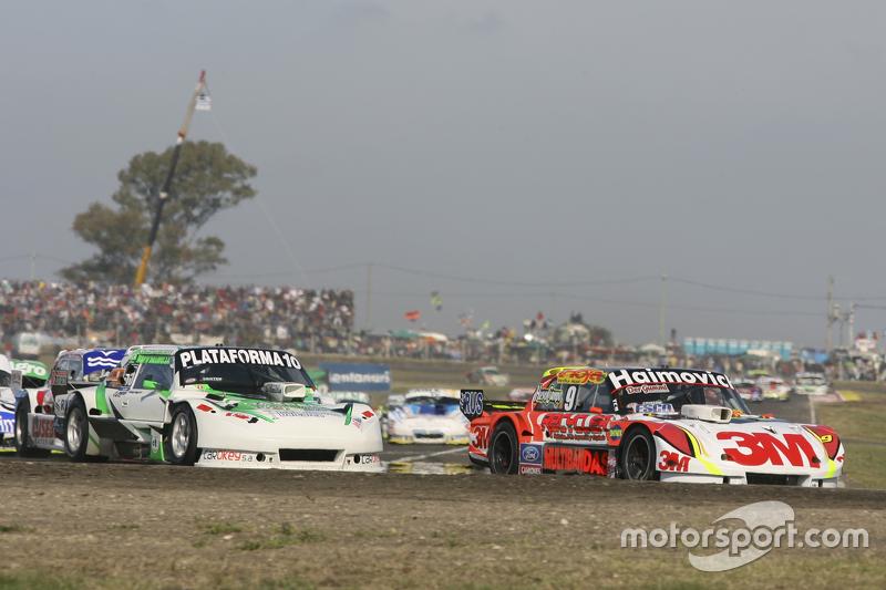 Маріано Вернер, Werner Competicion Ford та Сантьяго Мангоні, Laboritto Jrs Torino