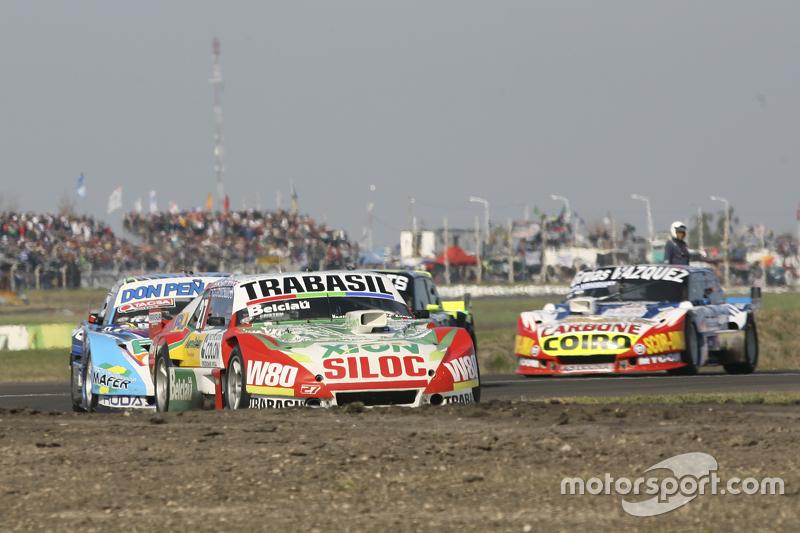 Mariano Altuna, Altuna Competicion Chevrolet, dan Martin Ponte, RUS Nero53 Racing Dodge, dan Lionel Ugalde, Ugalde Competicion Ford