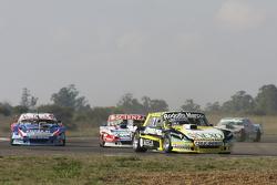 Omar Martinez, Martinez Competicion, Ford; Matias Jalaf, Alifraco Sport, Ford, und Matias Rodriguez, UR Racing, Dodge