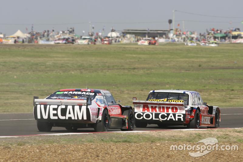 Juan Manuel Silva, Catalan Magni Motorsport, Ford, und Guillermo Ortelli, JP Racing, Chevrolet