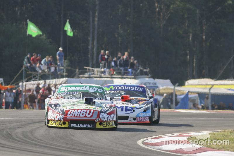 Facundo Ardusso, Trotta Competicion Dodge, dan Christian Ledesma, Jet Racing Chevrolet