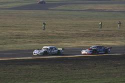 Leonel Sotro, Alifraco Sport Ford, dan Christian Ledesma, Jet Racing Chevrolet