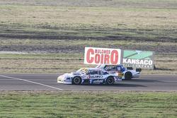 Mauricio Lambiris, Coiro Dole Racing, Torino, und Luis Jose di Palma, Indecar Racing, Torino