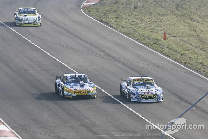 Маурісіо Ламбіріс, Coiro Dole Racing Torino та Луїс Хосе де Пальма, Indecar Racing Torino та Омар Ма