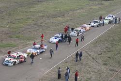 Verfiche tecniche Carlos Okulovich, Maquin Parts Racing Torino; Lionel Ugalde, Ugalde Competicion Fo