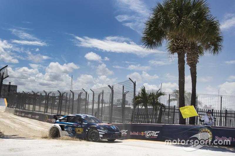 Scott Speed, Andretti Autosport Volkswagen