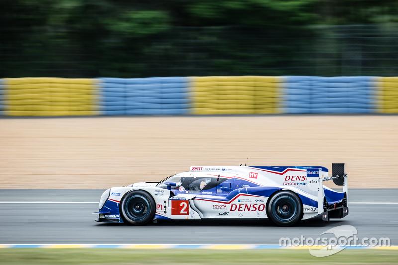 #2 Toyota Racing, Toyota TS040 Hybrid: Alexander Wurz, Stéphane Sarrazin, Mike Conway