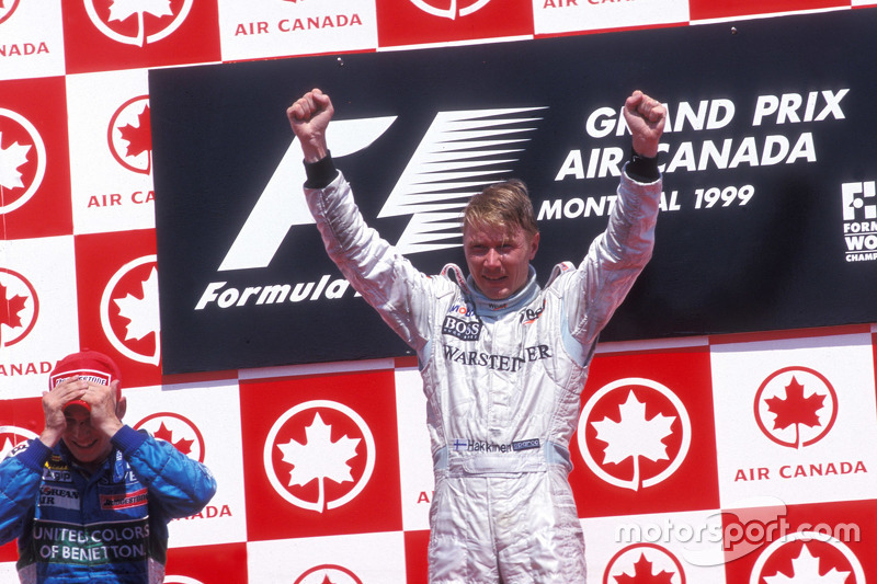 14º Mika Hakkinen: 51 podios