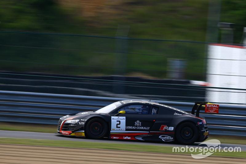 #2 Belgian Audi Sport Team WRT, Audi R8 LMS: Christopher Mies, Enzo Ide