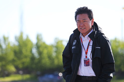 Ясухиса Араи, Honda Motorsport Chief Officer