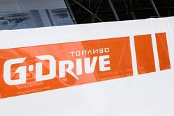 G-Drive Racing, Logo