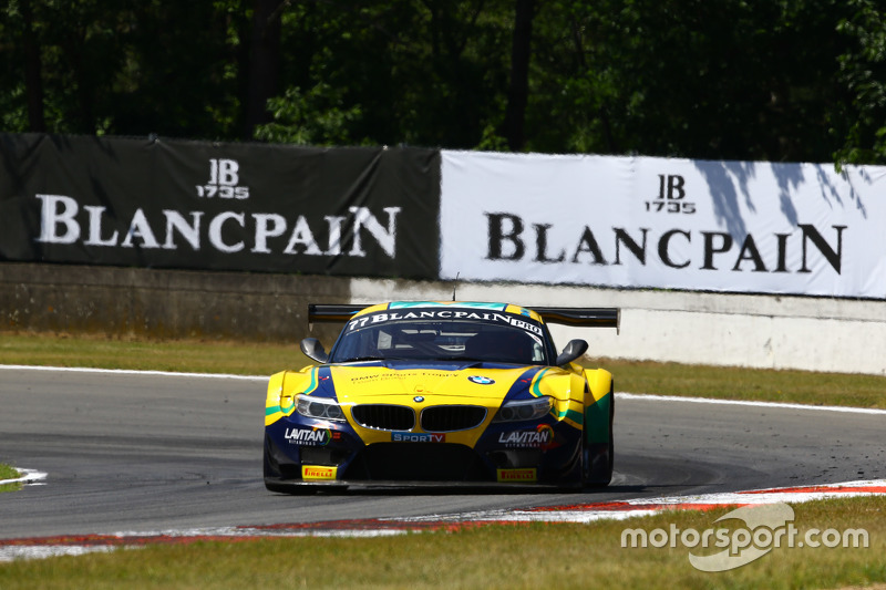 #77 BMW Sports Trophy Team Brasil, BMW Z4: Valdeno Brito, Atila Abreu
