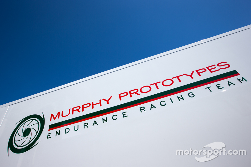 Murphy Prototypes, Transporter mit Logo