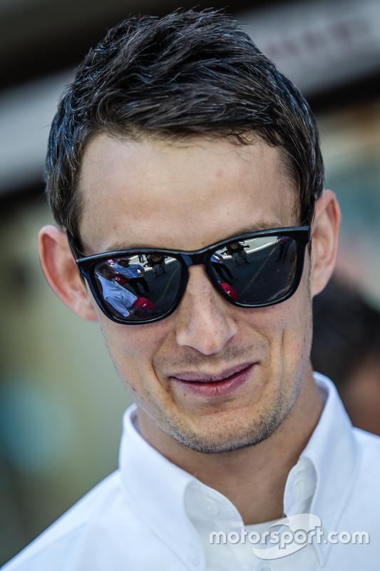 Audi Sport Team Joest: Oliver Jarvis