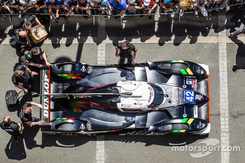 #42 Strakka Racing Strakka-Dome S103