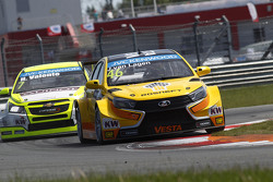 Яп ван Лаген, Lada Vesta WTCC, Lada Sport Rosneft и Юго Валент, Chevrolet RML Cruze TC1, Campos Racing